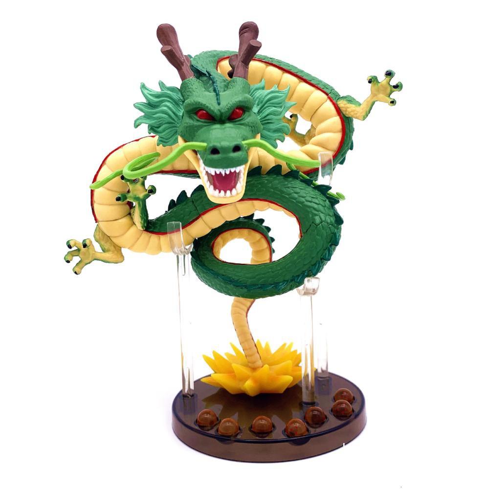 WCF Dragon Ball Z Peripheral Dragon Ball Figure Super Saiyan Goku Dragon Ball Anime Summoning Model