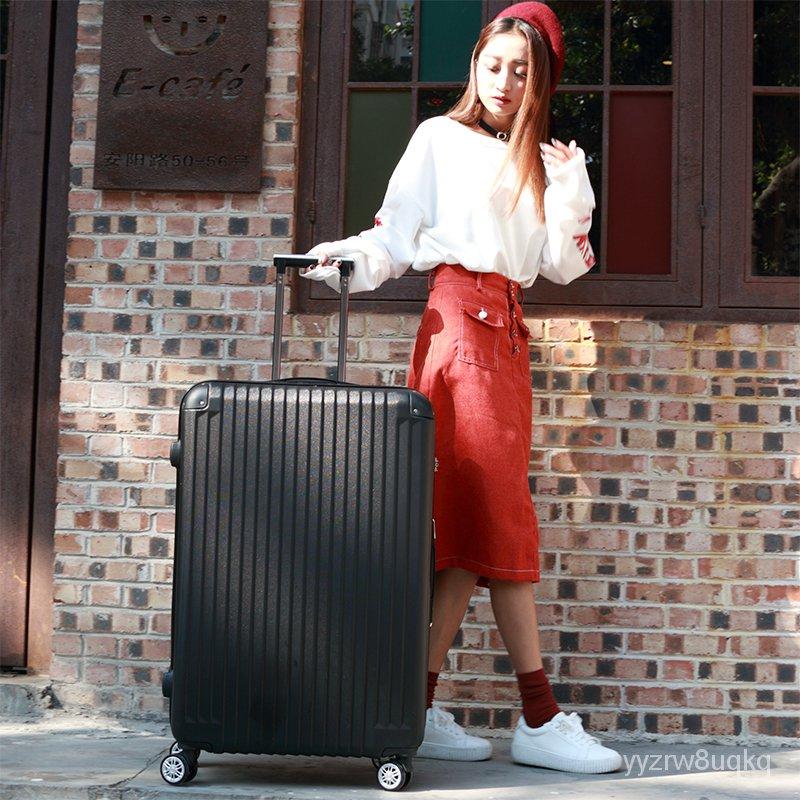 กระเป๋าเดินทางกระเป๋าเดินทางหญิงความจุขนาดใหญ่32กระเป๋าเดินทางนิ้วทนทานและหนา24รหัสผ่าน Pi Xiang Zi zacw