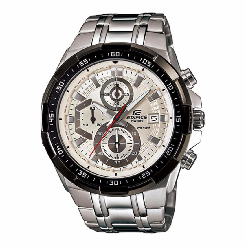 Casio Edifice นาฬิกาข้อมือผู้ชาย สายสแตนเลส รุ่น EFR-539D