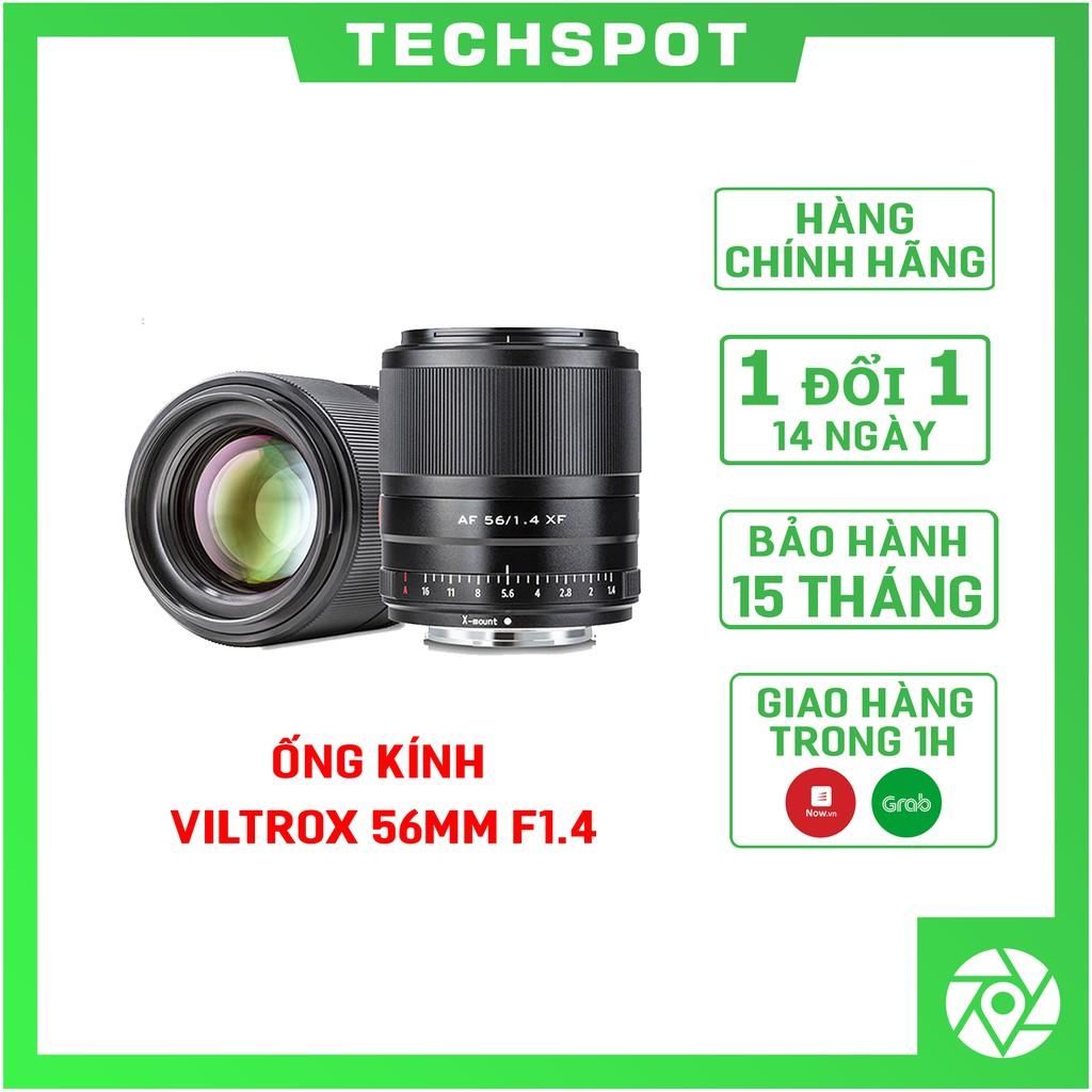 Ống kính Viltrox 56mm F1.4 Auto Focus cho Fujifilm Hàng Chính Hãng