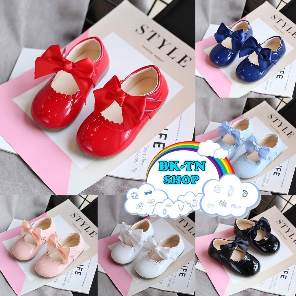 รองเท้าคัชชูเด็กผู้หญิง คัชชูวินเทจเด็กผู้หญิง