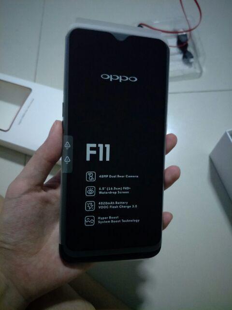 OPPO F11 Ram4/128GB เครื่องศูนย์รับประกัน1ปี oppof11