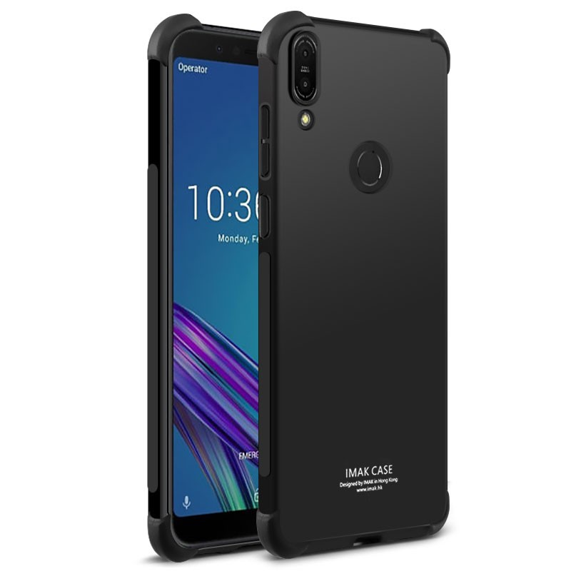Image # 3 of Review ASUS Zenfone Max Pro M1 ZB601KL/ZB602KL IMAK Full Cover Soft Silicone TPU Case