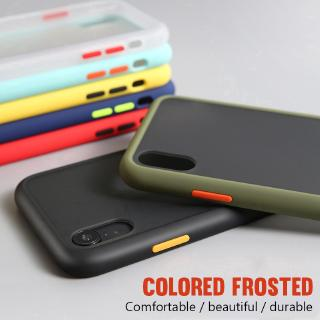 Review Shockproof Armor Casing VIVO Y91 91i Y91C Y17 15 12 V15 V17 Pro S1 Y19 Phone Case Hard PC Back Cover
