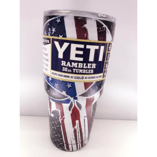 แก้วเก็บความร้อน-เย็น Yeti แท้ 100%