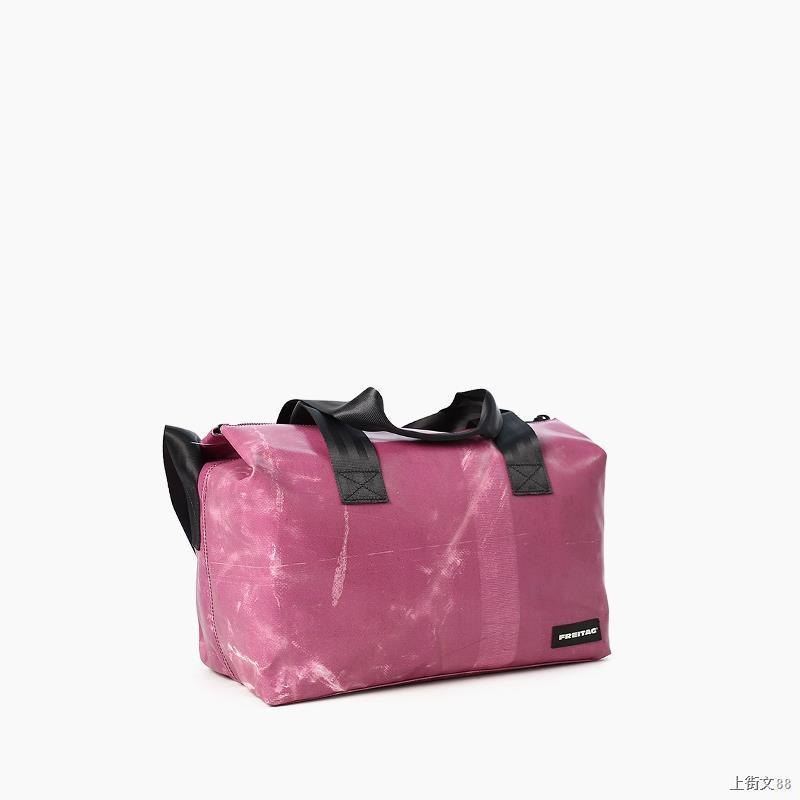 ♤FREITAG F45 LOIS Sports Bag กระเป๋ายิมกระเป๋าสะพายกระเป๋าถือ Swiss Environmental Crossbody