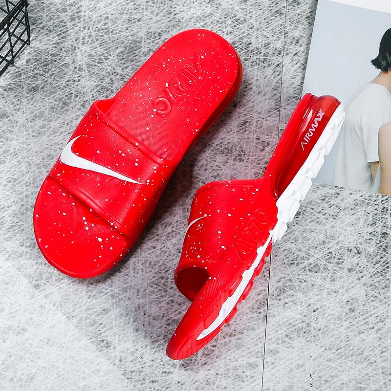 Nike AIR MAX 90 SLIDE XC รองเท้าแตะลําลองสําหรับผู้ชายและผู้หญิง