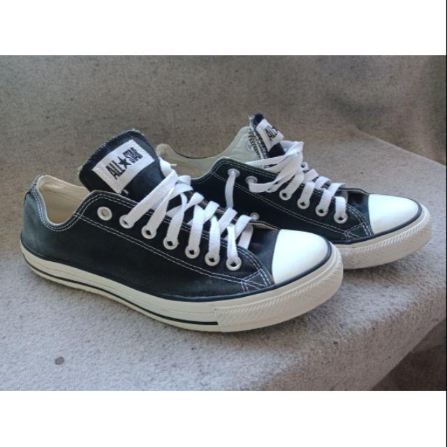 Converse all star  รองเท้ามือสองสภาพดี ส่งฟรีKerry