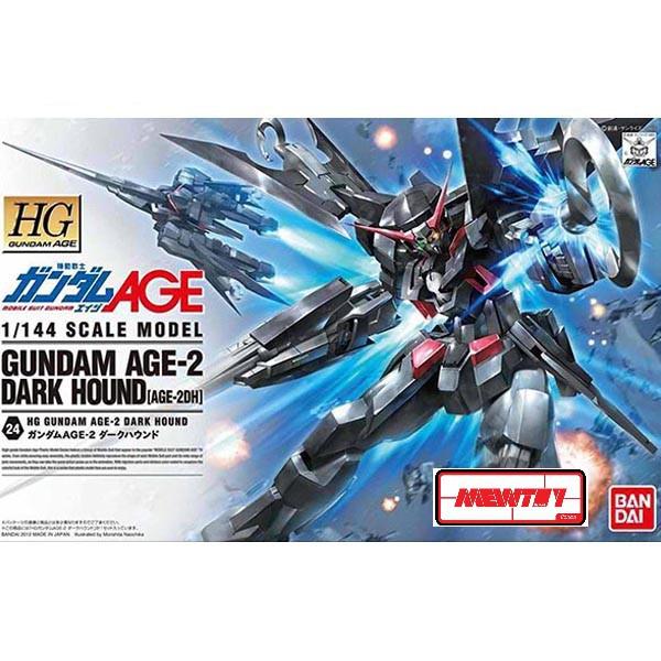 HG Age 1/144 Gundam Age-2 Dark Hound