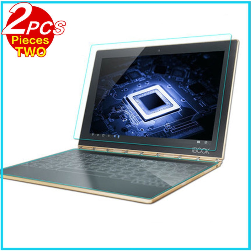 """Tempered Glass membrane For Lenovo YOGA BOOK Steel film Tablet Screen Protection Toughened Yoga book Yogabook 10.1"""" Case"""