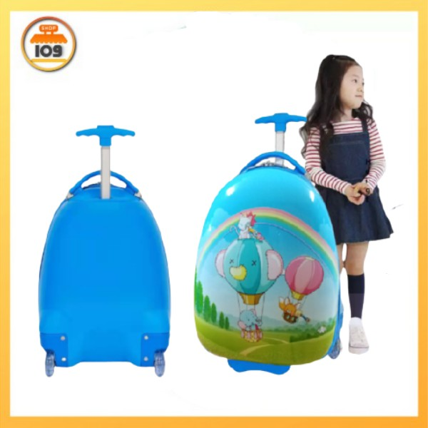 กระเป๋าเดินทางเด็ก กระเป๋าเดินทางมีล้อลาก กระเป๋าเดินทางเด็กมีล้อลาก กระเป๋าเดินทาง16นิ้ว