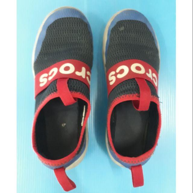Crocs รองเท้าหุ้มส้น ของแท้ มือสอง