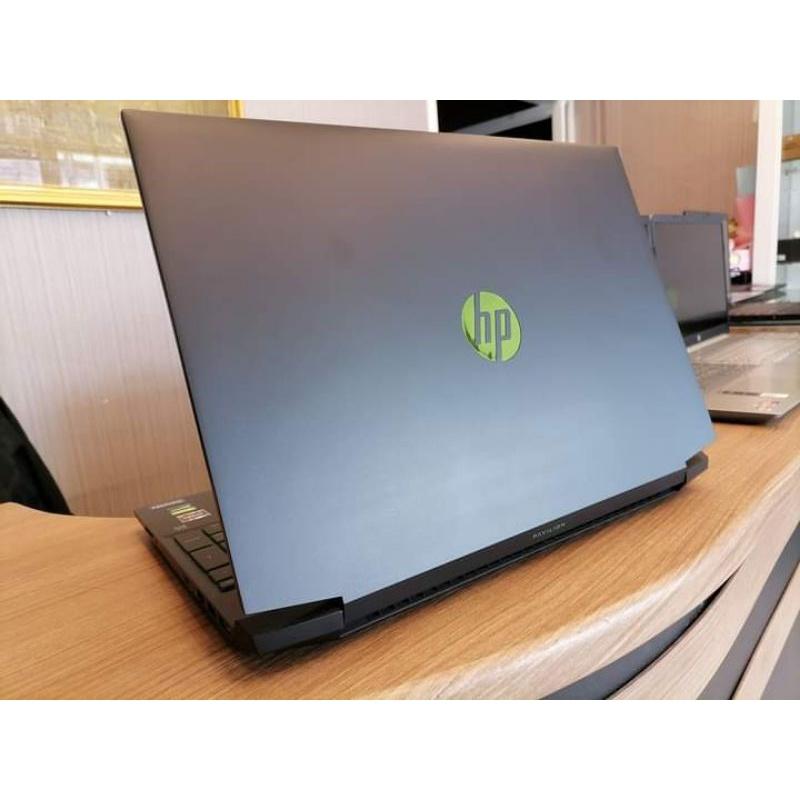 HP GAMING RYZEN 7 4800H  RAM 24G อายุเครื่อง2เดือน