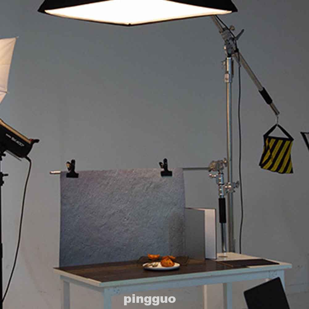 3 In1 Multipurpose For Photography Cardboard Light Reflector Foldable Absorber#