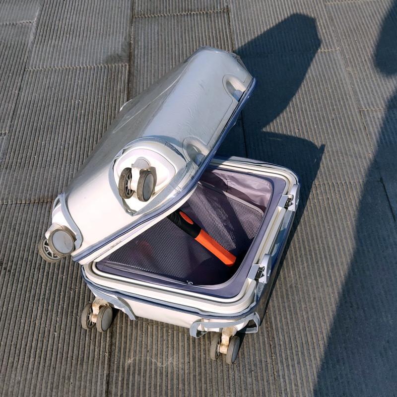 ≦≞ฝารองชักโครก ใช้ได้กับXiaomi Miกระต่ายเด็ก17นิ้วกรณีรถเข็นฝาครอบป้องกันโปร่งใส90คะแนนชุดกระเป๋าเดินทางฟรีถอดที่กำหนดเอ