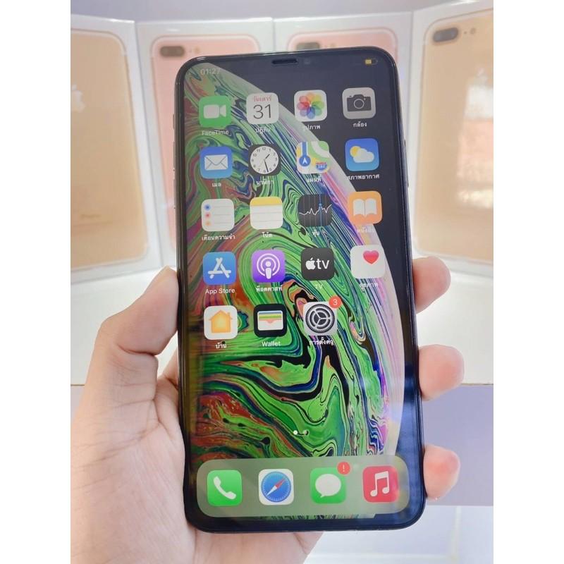 iPhone Xs max (มือสอง) 256GB LL รหัส 1124