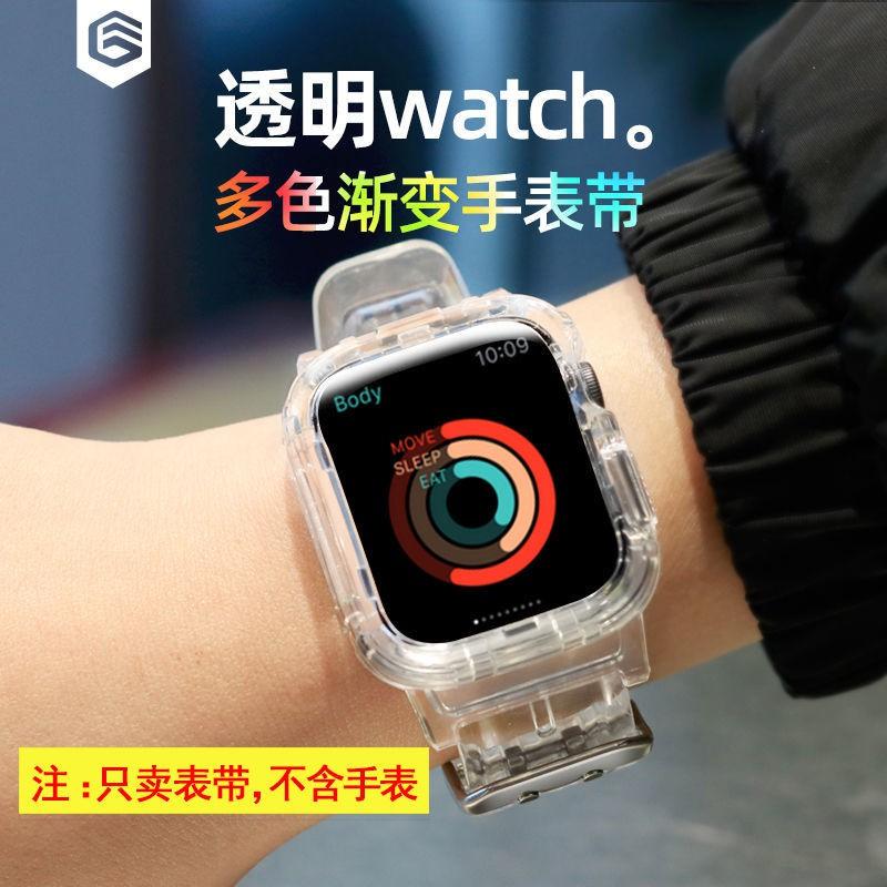 ※※ เคสนาฬิกาข้อมือเปลี่ยนได้สําหรับ Applewatch 1 / 2 / 345se6