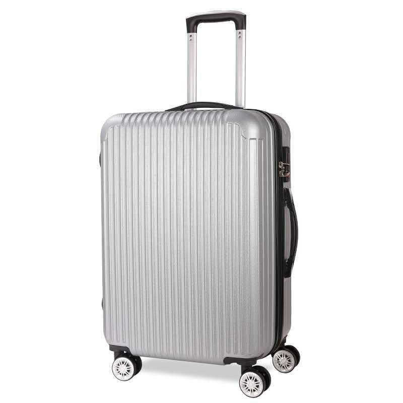 กระเป๋าเดินทาง กระเป๋าเดินทางล้อลากกระเป๋าเดินทางหญิงล้อสากลกระเป๋าลากชายเคสรหัสผ่านนักเรียนกระเป๋าเดินทางเคสเครื่องหนัง