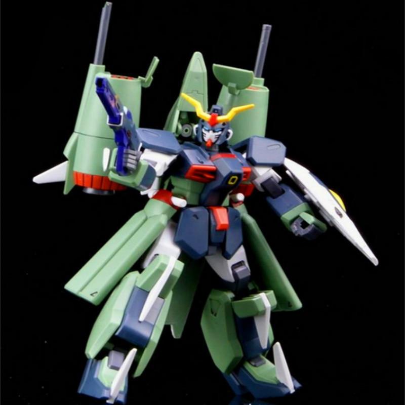 Bandai 1/144 Scale Model HG 1/144 SEED 19 Chaos ZGMFX24S Gundam Mini Robot Action Figure Assembly Model Kits Garage Kit