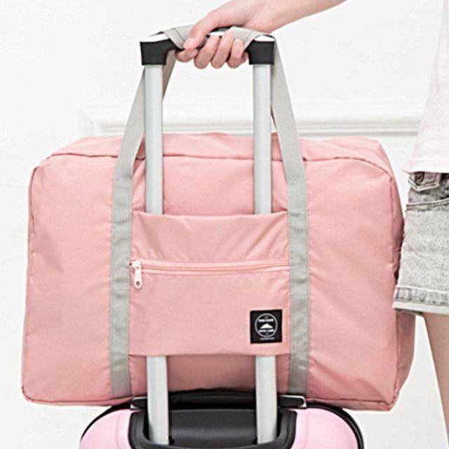 ●﹊กระเป๋าเดินทางใบเล็กวางอยู่ในกระเป๋าเดินทางสามารถใช้เก็บของในบ้านและกระเป๋าเดินทางได้
