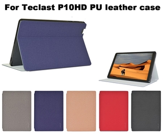 For Teclast P10HD / P10S Fashion Case Flip Stand PU Leather Case For 10.1""