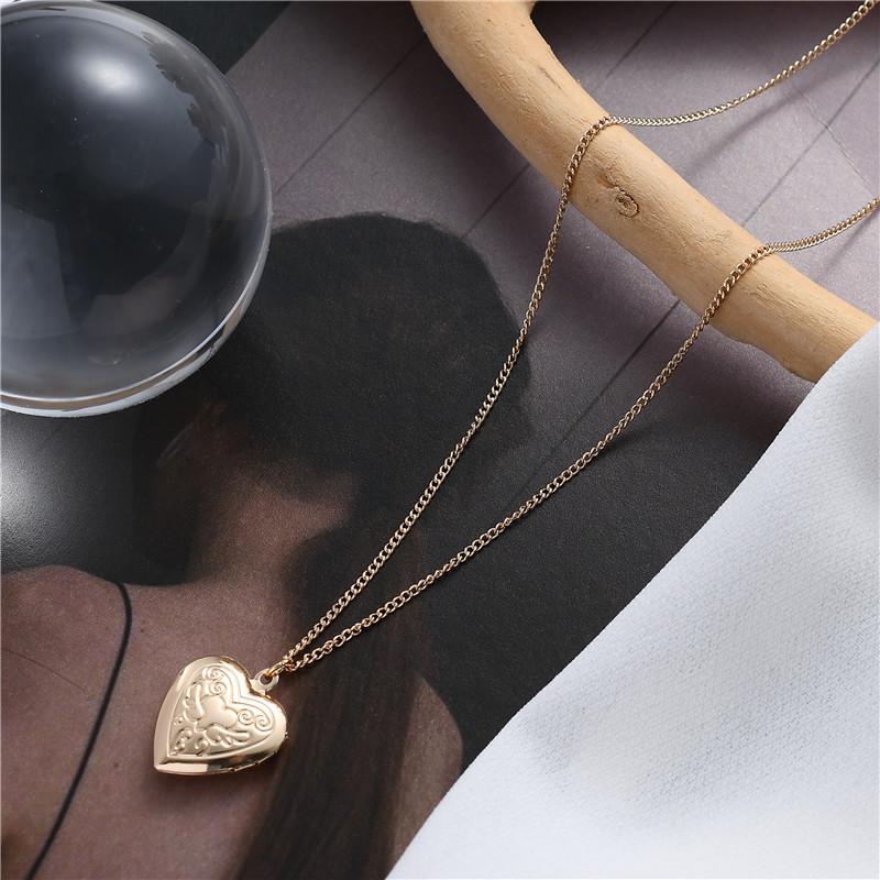 ☨ゥสร้อยคอโซ่ แต่งจี้หัวใจ แฟชั่นสำหรับผู้หญิง สร้อยคอจี้หงส์หรูหราสําหรับผู้หญิงสร้อยคอมุกแฟชั่นสร้อยคอ Swarovskiสร้อยคอ