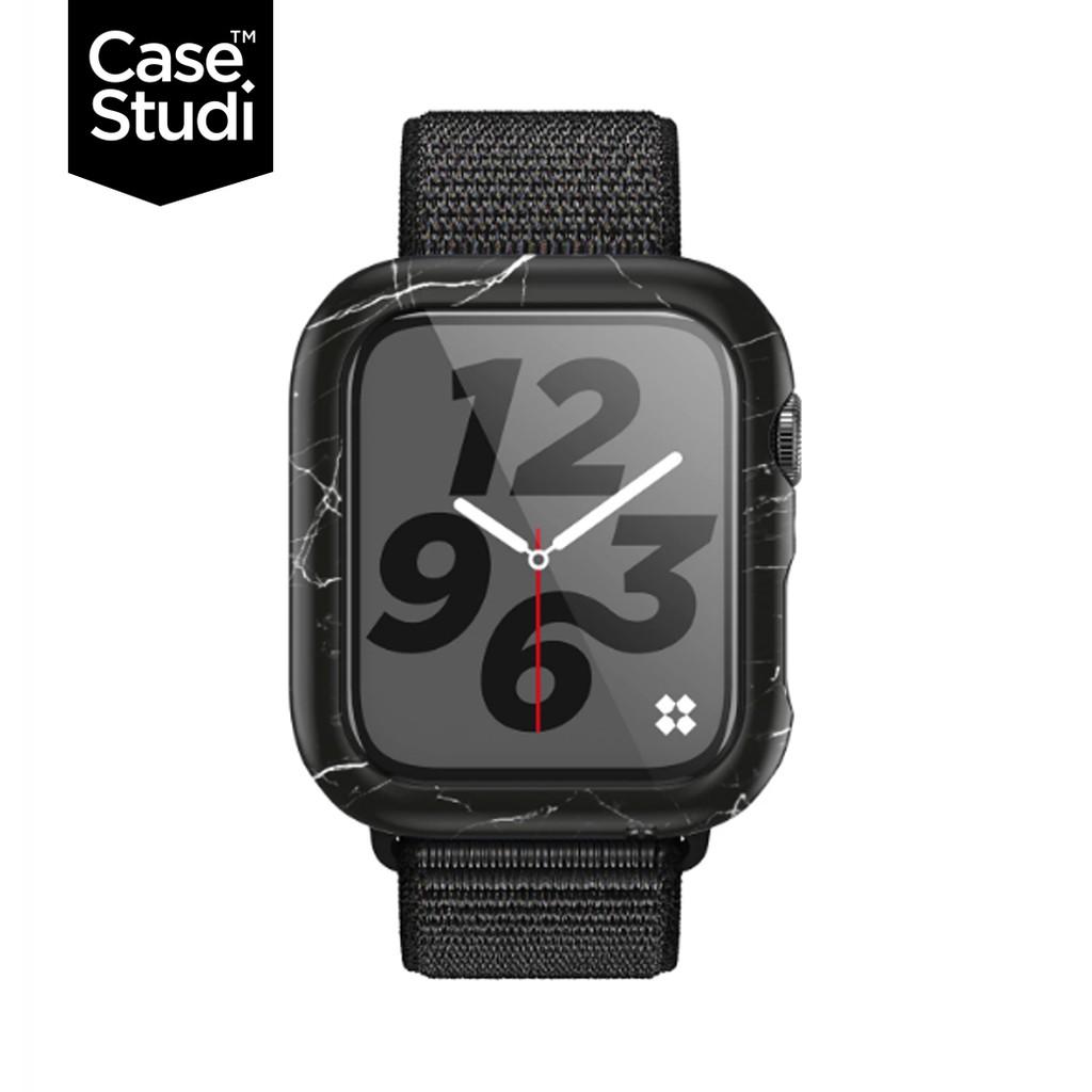 CaseStudi เคส APPLE WATCH (40/44MM) PRISMART CASE - MARBLE BLACK