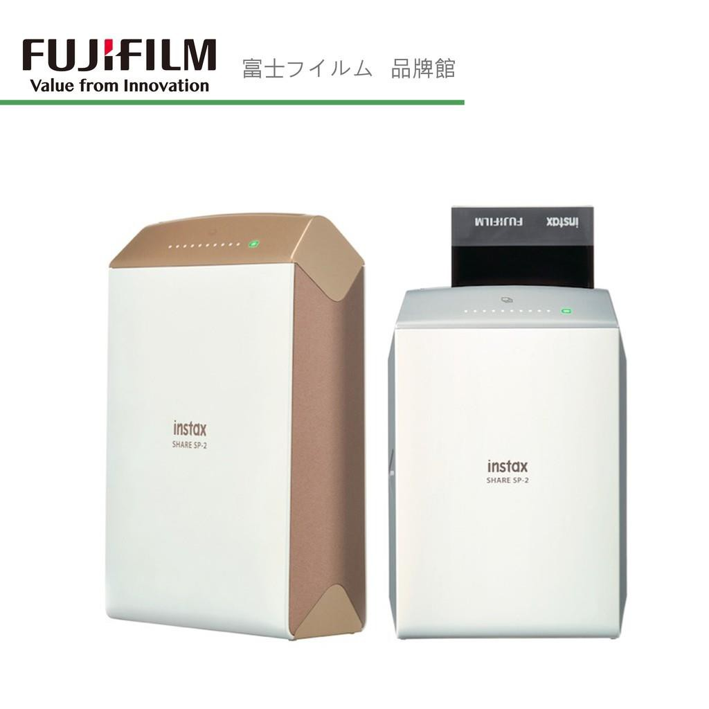 New】FUJIFILM Fuji INSTAX SHARE SP-2 photo printer Polaroid SP2 printer total 2 c