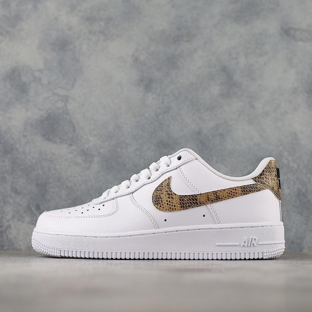 Spot Original New 2019 Nike Air Force 1 Low Retro Comfortable And Leisure Running Shoes For Men And Women Shopee Thailand