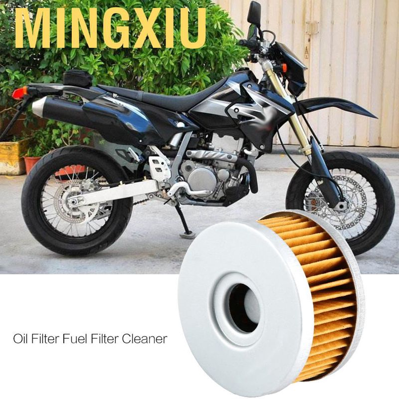 mingxiu เครื่องกรองน้ํามันเชื้อเพลิงสําหรับ suzuki dr 250 gn 250 sp 250