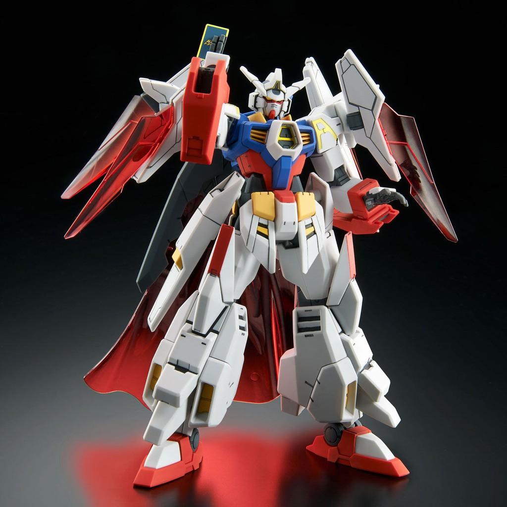 NK Gundam Hatyai [P-Bandai] : HG 1/144 Try-Age Gundam