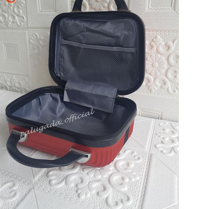 กระเป๋าเดินทาง Abs 010 24 นิ้ว + เคส 20 นิ้ว + เคส 12 นิ้ว 12 นิ้ว Pro