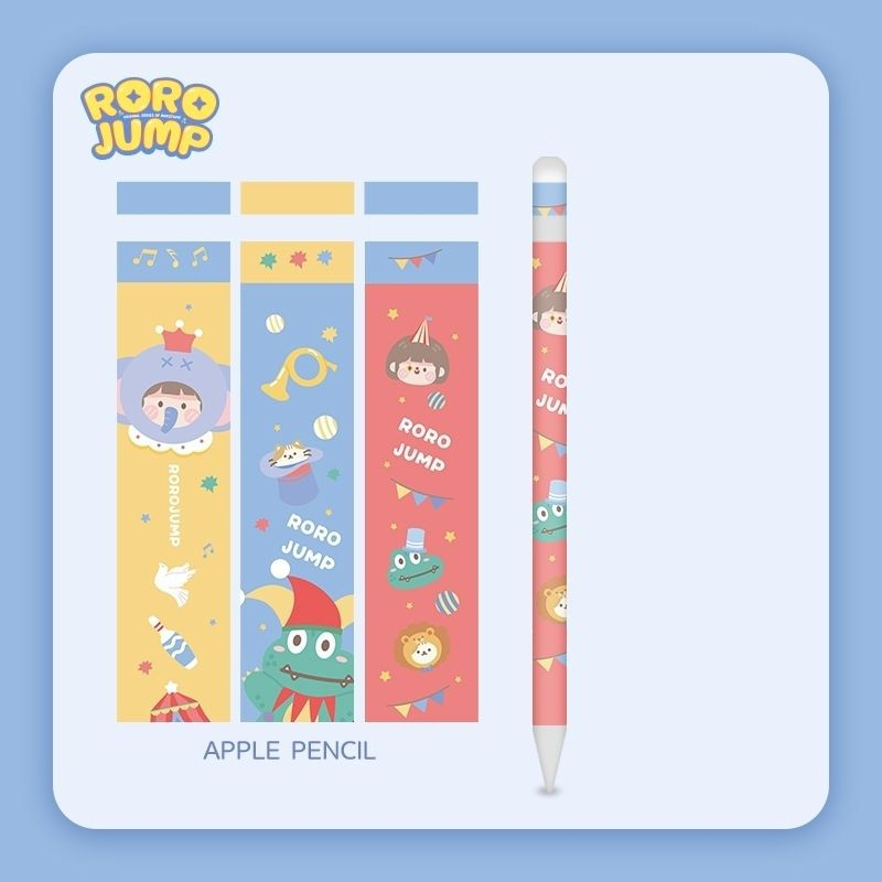 ROROJUMP apple pencil sticker Gen 1/2