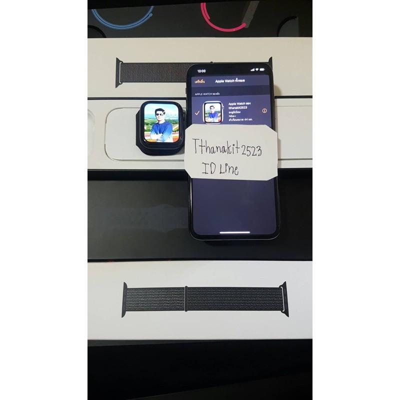 apple watch series 5 44mm gps nike