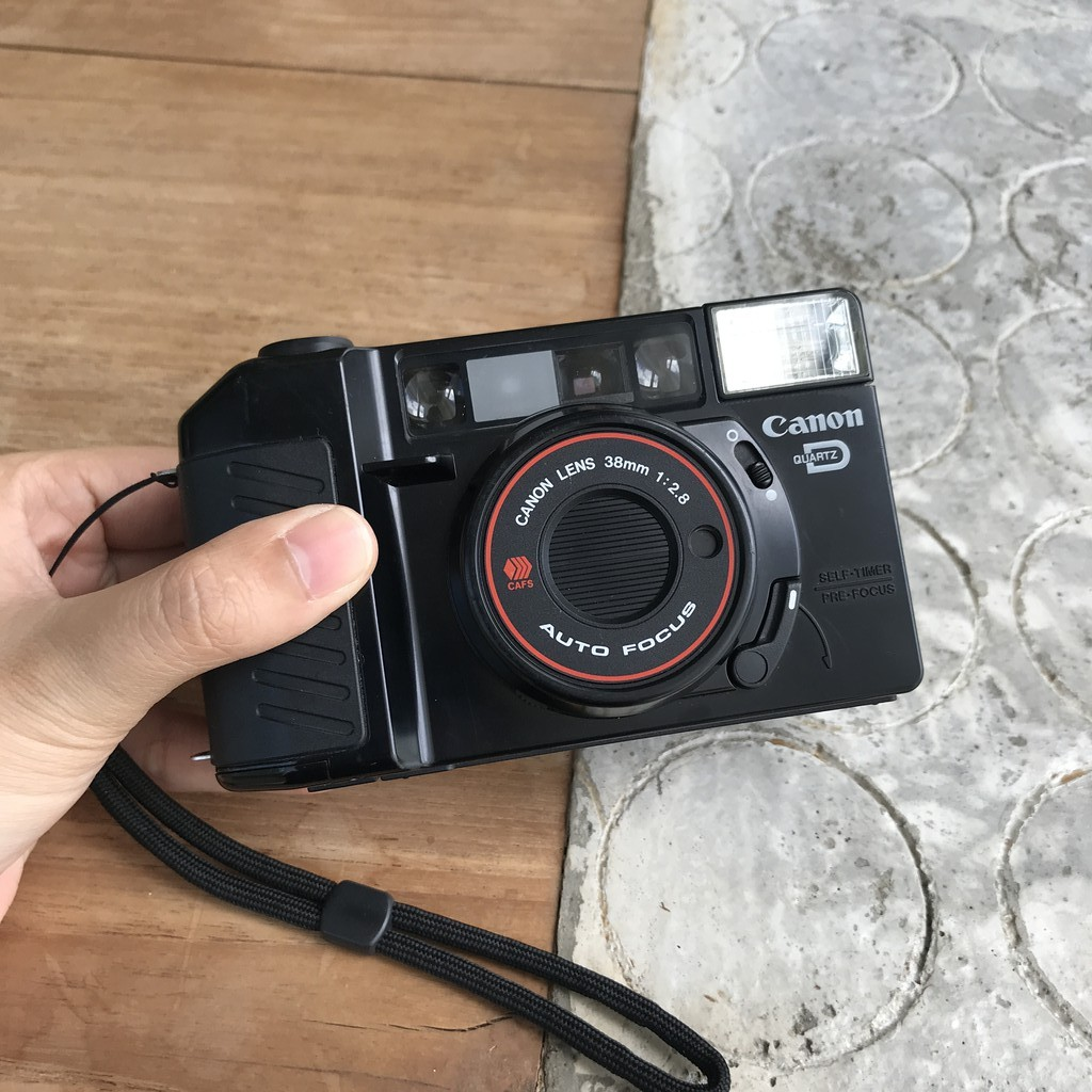 กล้องฟิล์ม CANON AUTOBOY 2 (พร้อมส่ง)