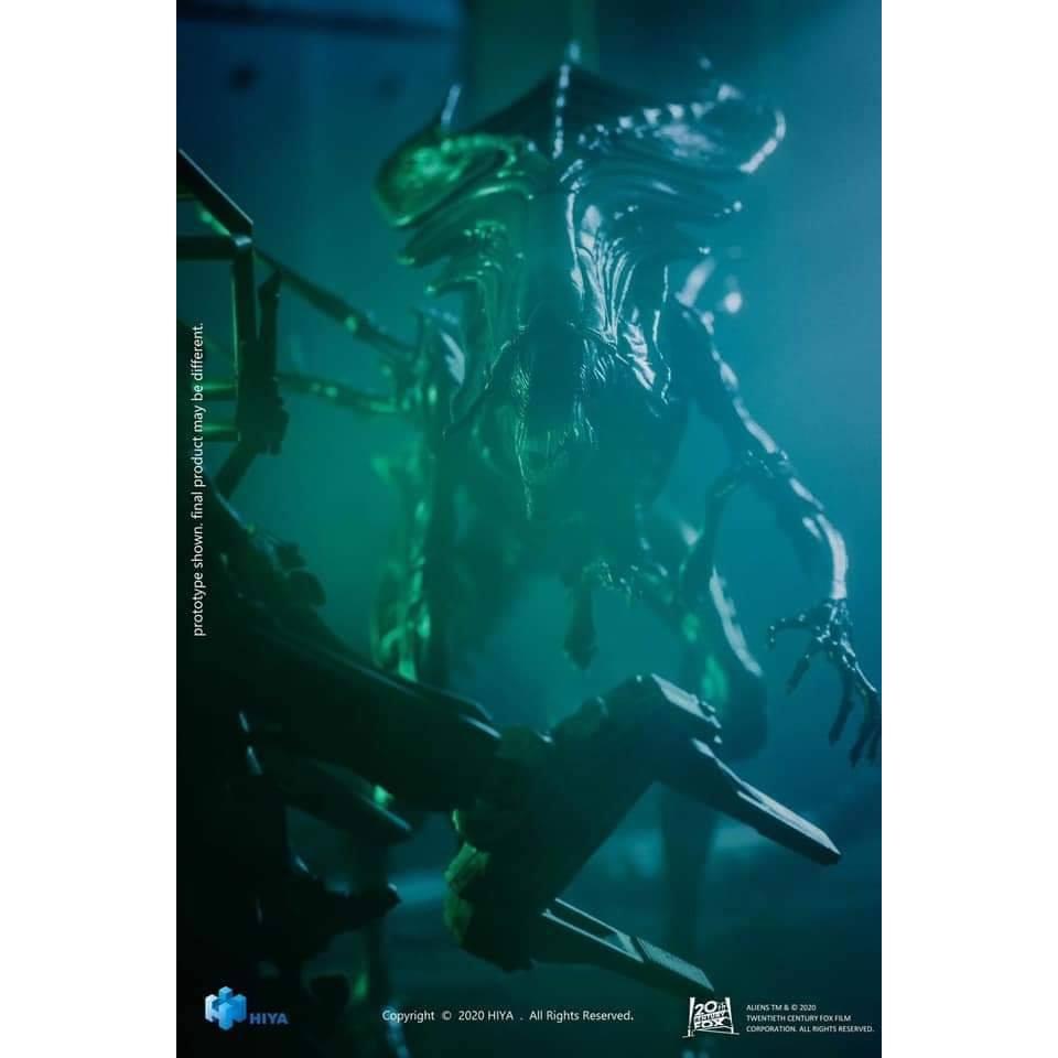 LA0114 1/18 Scale : Alien Queen  Action figure Toy,Hiya
