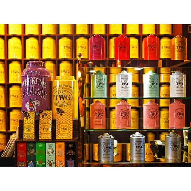 TWG TEA 🍃40 กรัม (Darjeeling first flush tea)🍃