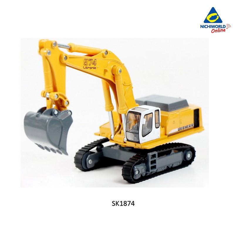 ของเล่นเด็ก Liebherr Hydraulic excavator SK1874