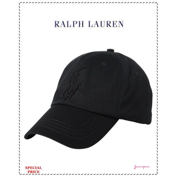 ORIGINAL Polo by RALPH LAUREN Baseball Cap Adjustable Hats Pony Logo One Size