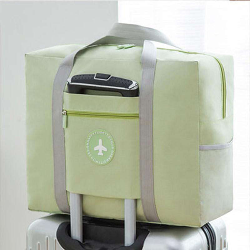 suitcaseกระเป๋าเดินทาง 24 นิ้วที่จัดระเบียบกระเป๋ากระเป๋าช้อปปิ้งบนกระเป๋าเดินทางถุงเก็บกระเป๋าเดินทางกันน้ำเสื้อผ้าเดิน