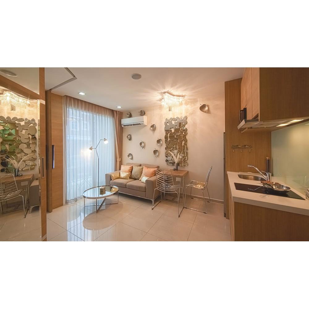 คอนโดโอลิมปุส ซิตี้ การ์เด้น บัตรกำนัลส่วนลด - Olympus City Garden Condominium Discount Voucher