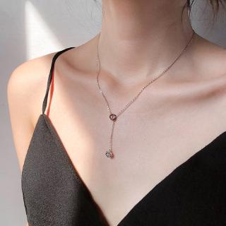 """Hot 16/""""-40/"""" 100pcs//Lot Fashion DIY Chain Stainless Steel 2mm Link Chain Necklace"""