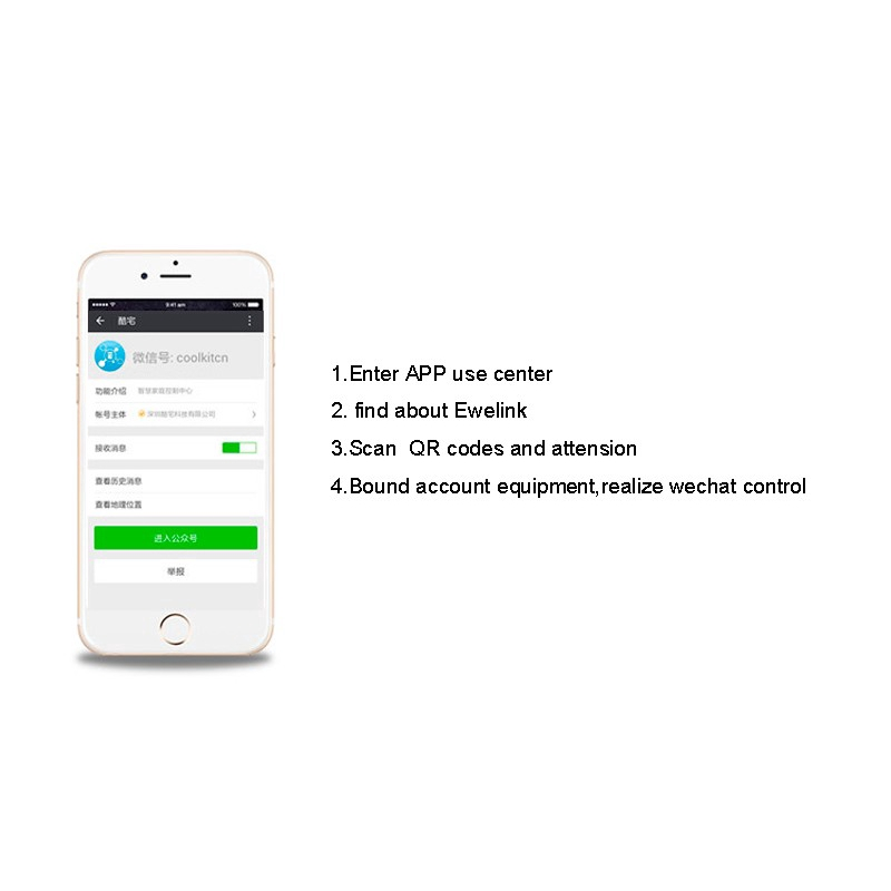 WiFi Wireless Smart Home Automation 433Mhz RF Remote Switch