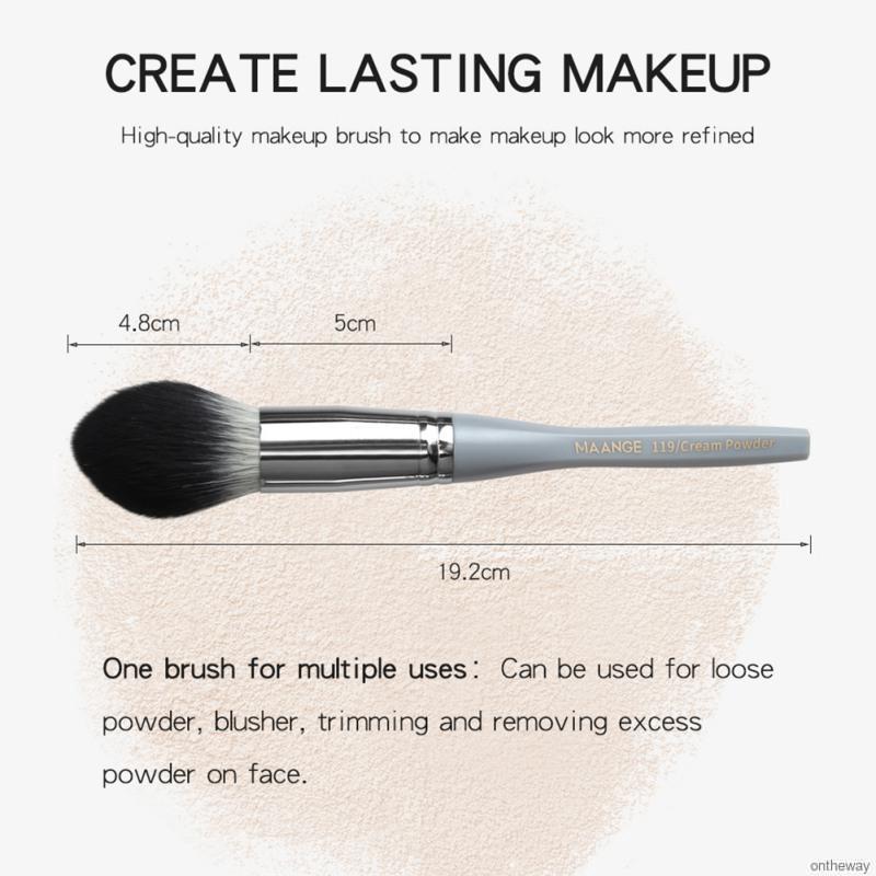 Ontheway Powder Makeup Brush Single