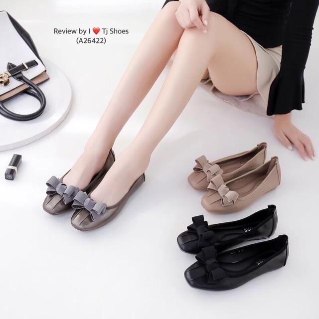 *เช็คของก่อนกดสั่ง* รองเท้าคัชชูเพื่อสุขภาพ A26422