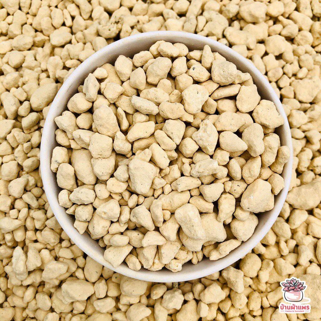 ♙ถุงละ 1 กก. ดินคานูมะ Kanuma ดินญี่ปุ่น ส่วนผสมดินปลูกแคคตัส&ไม้อวบน้ำ