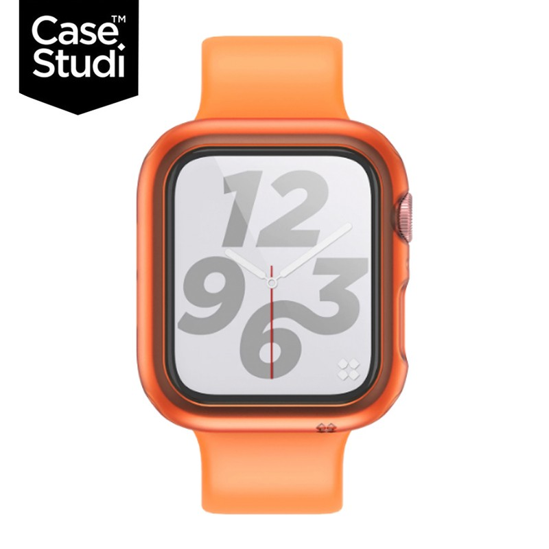 Case Studi เคส APPLE WATCH (40/44MM) EXPLORER CASE - SHOCKING ORANGE