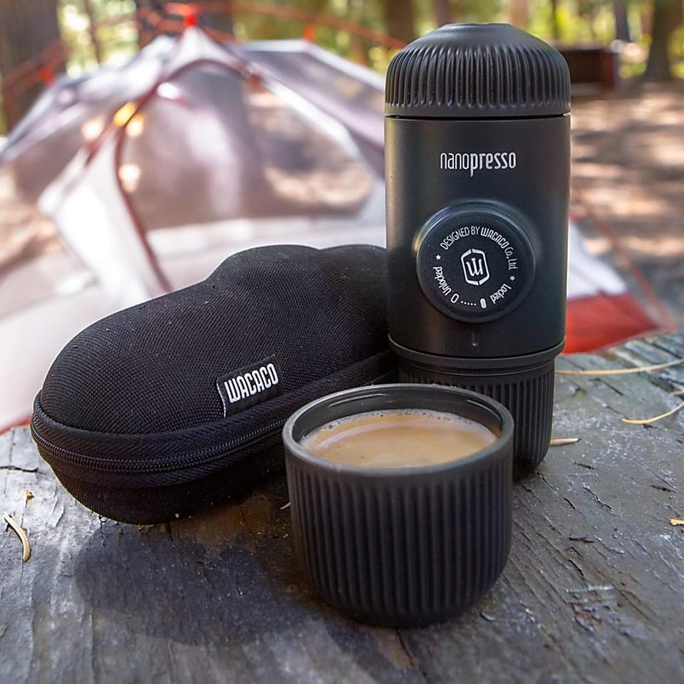 Wacaco Nanopresso Coffee Maker เครื่องทำกาแฟพกพา สายแคมป์ (ผ่อนไม่คิดเพิ่ม)