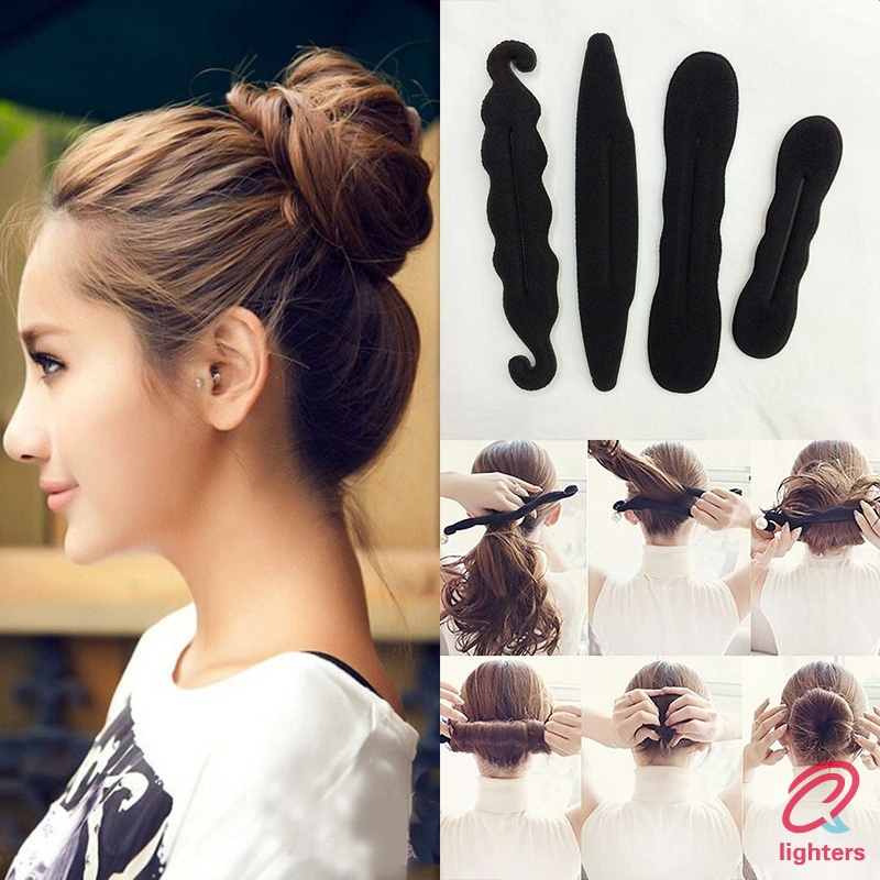 Latest Collection Of Fashion Magic Hair Braiding Fish Bond Waves Braider Tool Roller With Hair Twist Styling Bun Maker Relieving Rheumatism And Cold Braiders Styling Tools