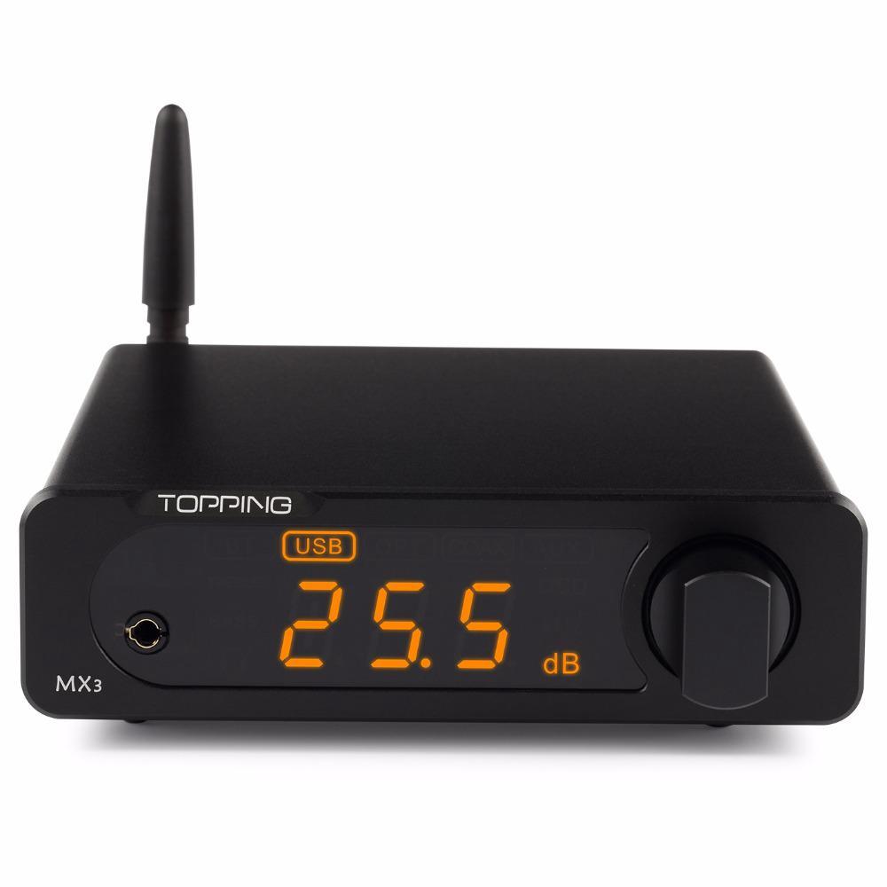3cofficialstore SMSL DP1 HIFI Lossless Player AK4452 Audio Digital  Turntable DAC